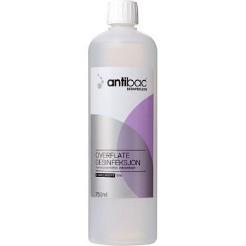 Antibac Desinfeksjon Antibac