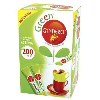 Søtningsstoff, Canderel Stevia, 200stk