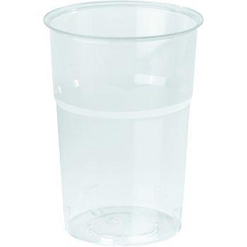 Glass Duni Trend plast 62cl (400 stk)
