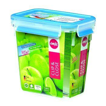 Oppbevaringsboks plast, 1.6 Liter