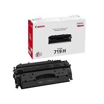 Canon Toner Canon CRG-719H Sort 6.400 sider