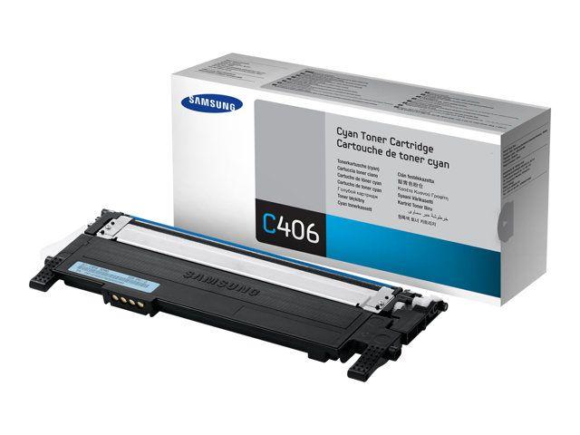 Samsung Toner Samsung CLP-360 CLX-3300 cyan