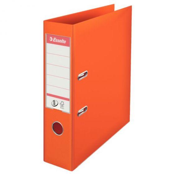 Perm Esselte No1 PP A4 Orange
