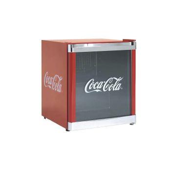 Coca-Cola Cool Cube kjøleskap - 50 ltr, 51x43x46 cm