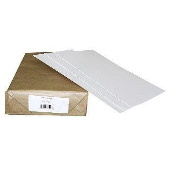 Plakatkartong 35x50cm hvit