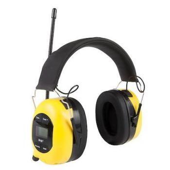 Hørselvern Bøyle, Øreklokker med DAB+/FM
