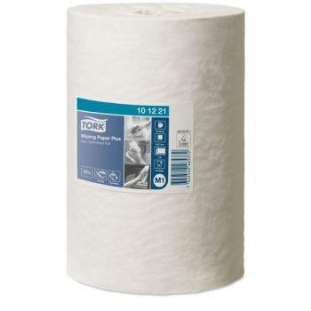 Tørkepapir, rull Tork Plus Mini Senterrull M1 21,5cm x 75meter 2-lag