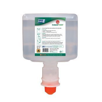 Hånddesinfeksjon Deb InstantFOAM til touchfree dispenser, 1 Liter