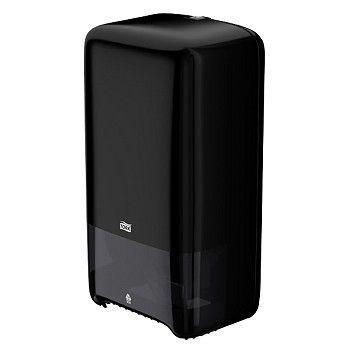 Dispenser Tork T6 for Mid-Size toalettruller, sort