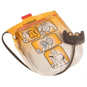 Elektrodesett til hjertestarter Lifeline View Mediq 730683