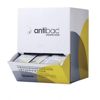 Våtserviett Antibac 250 stk