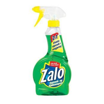 Rengjøringsmiddel Zalo oppvask- og kjøkkenspray 0,5 L