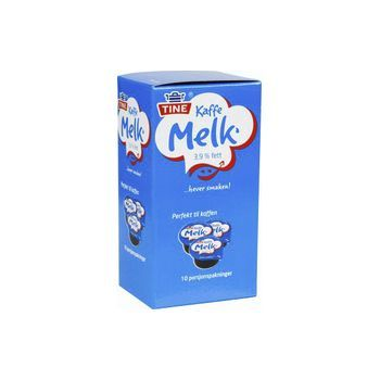 Kaffemelk - Tine - 10ml