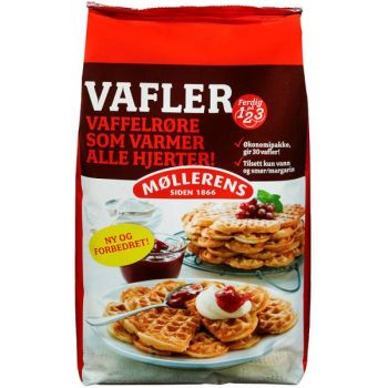 Vaffelmiks Møllerens 1kg