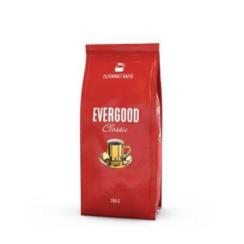 Kaffe Evergood, filtermalt, 250g (24 poser)