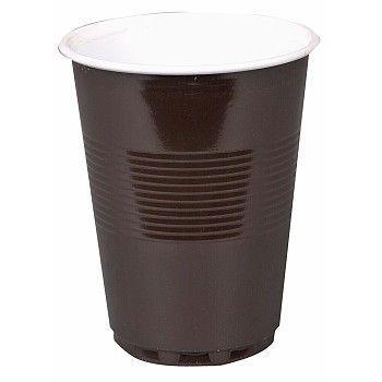 Beger brun plast 21cl