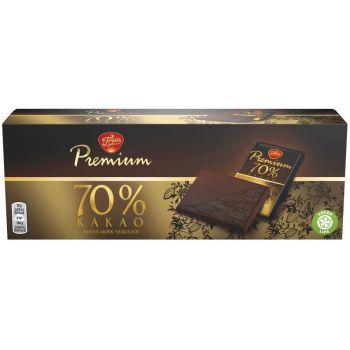 Premium Dark 70 Prosent Kakao Sjokolade 24Stk