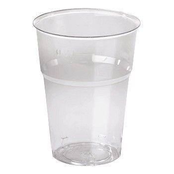 Glass Duni Trend plast 16cl (1000 stk)