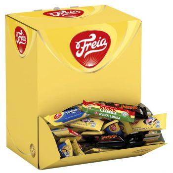 Freia Mini Mix Sjokoladeboks 224Stk