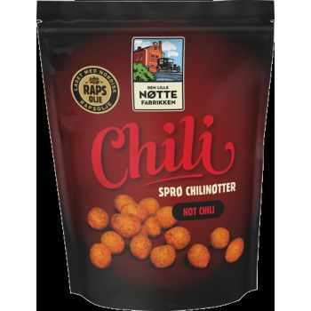 Chilinøtter 230Gr Dln