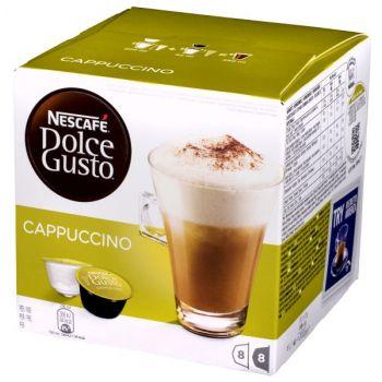 Kaffe Kapsel Dolce Gusto, Cappucino