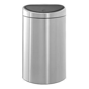 Avfallskurv Brabantia 40 Liter, stål
