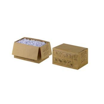 Avfallspose i papir til Rexel Auto+100 - 26 liter (20 stk)