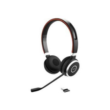 Headset, Jabra Evolve 65 MS Duo USB