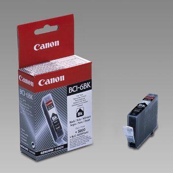 Blekk Canon BCI-6BK sort
