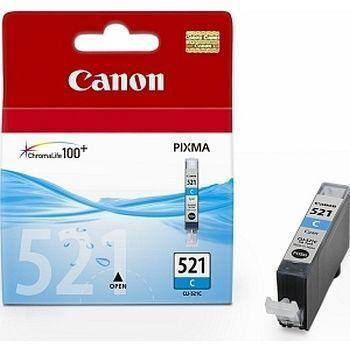 Blekk Canon CLI-521C cyan