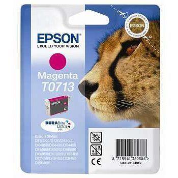 Blekk Epson T07134030 magenta
