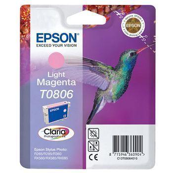Blekk Epson Stylus T08064030 Lys Magenta