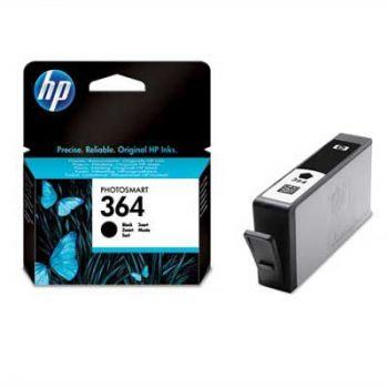 Blekk HP Nr364 Sort