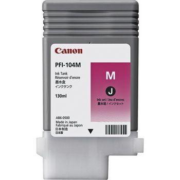 Blekk Canon PFI-104M Magenta