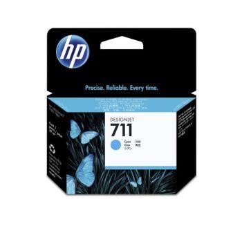 Blekk HP 711 29-ml Cyan DesignJet Blekk