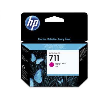 Blekk HP 711 29-ml Magenta DesignJet Blekk