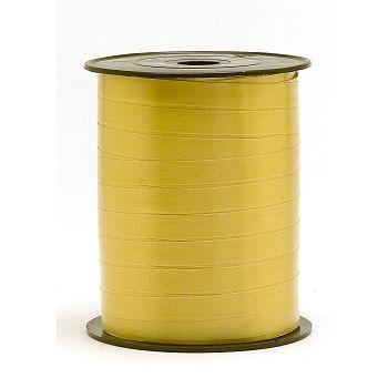 Gavebånd 10mm gull  sp a 250 m