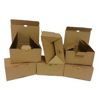 Pappeske Blitzbox, 220x155x60mm