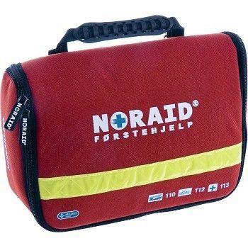 Førstehjelpsskrin Stor Noraid