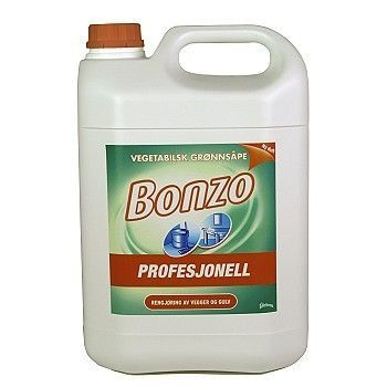 Rengjøring Bonzo, 5 Liter