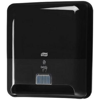 Dispenser Tørkepapir Tork Matic Intuition Sensor H1, sort