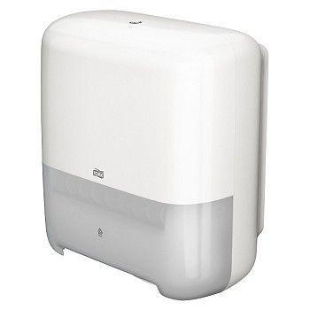 Dispenser Tørkepapir Tork Matic H1, hvit