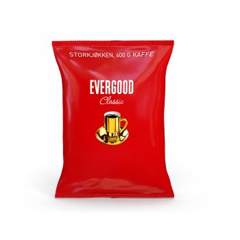 Kaffe Evergood Grovmalt 600g