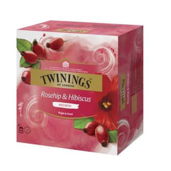 Te Twinings, Nype med hibiscus