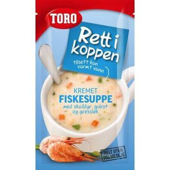 Fiskesuppe Kremet RIK Toro