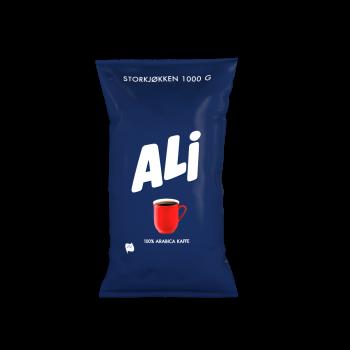 Kaffe Ali, finmalt, 1000g