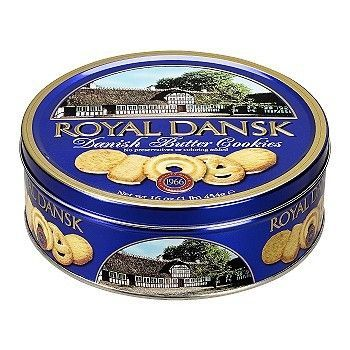 Kjeks, Butter Cookies