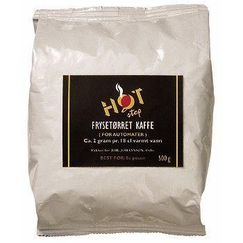 Kaffe Hot Stop Automatkaffe 500g