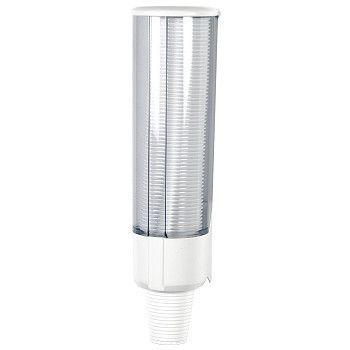 Dispenser vegg for plastglass 21cl