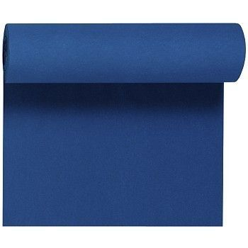 Løper Duni tete-a-tete Mørk blå Dunicel 24m (20 ark)